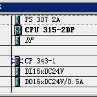 【精智触摸屏】KT1200触摸屏与S7-300通信连接-MPI